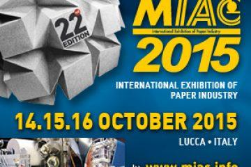 MIAC 14TH – 16TH OCTOBER 2015